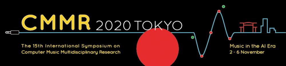CMMR2020 | Tokyo