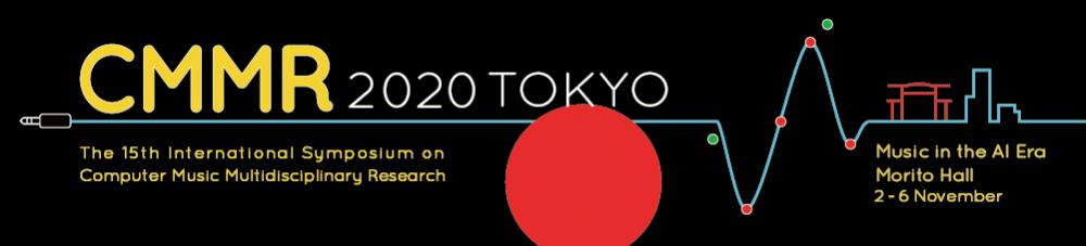 CMMR2020 Tokyo